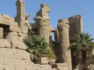 Karnak - Säulenhalle
