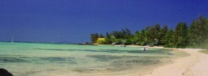 Mauritius - Strand Poste Lafayette