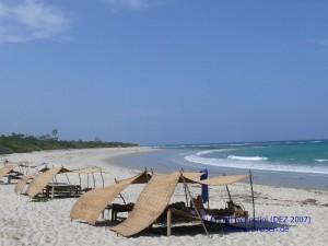 Strand bei Ras Kutani