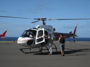 Reunion - Helikopterrundflug