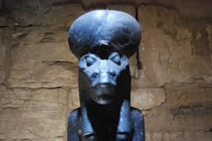 Sachmet im Tempel des Ptah