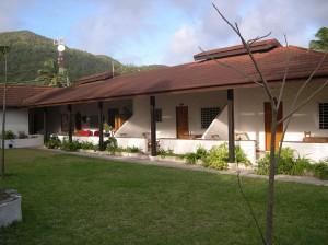 Praslin - Beach Villa