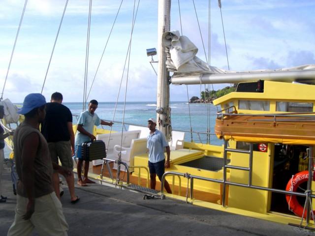 Seychellen Hotelbeschreibungen La Digue