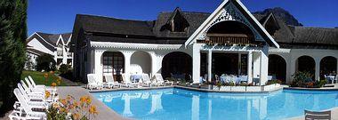 Reunion - Cilaos - Hotel Vieux Cep