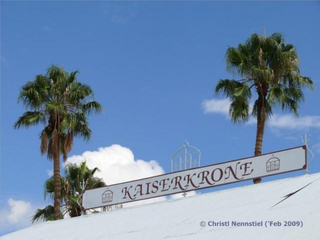 Windhoek kaiserkrone