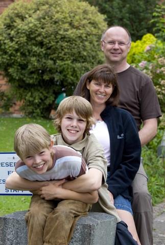 Familiensprachreise nach Cornwall