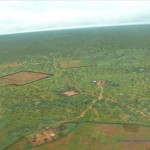 Verschiedene Himba Siedlungen