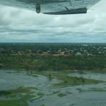 Blick auf Rundu