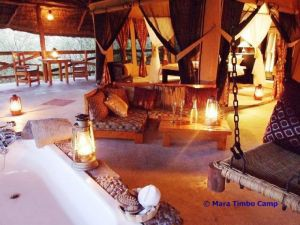 Traumhaftes Mara Timbo Camp in Kenias Masai Mara