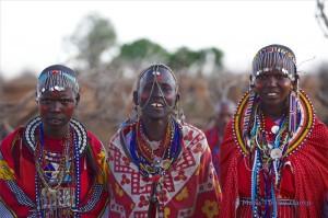 Masai Frauen
