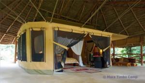 Unser Zeltpalast
