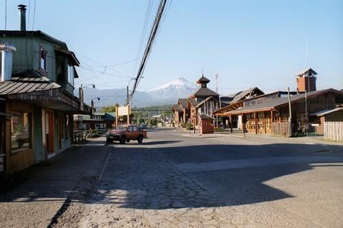 Reisebericht – Chile: Santiago de Chile – Pucon - Patagonien
