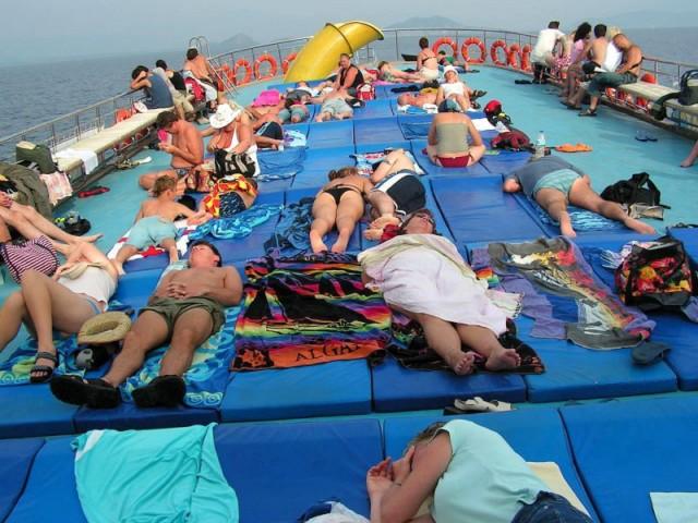Sporturlaub in der Türkei, in Fethiye an der Aegaeis - tauchen gehen - ein Traum!