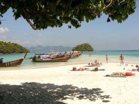 Chicken Island bei Krabi