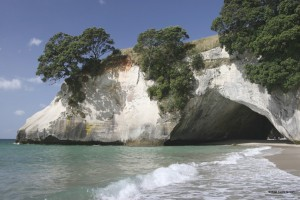 "Coromandel ""Cathedral Cove"""
