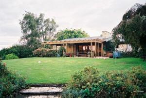 neuseeländische Farm