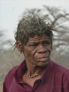 Kobra, unser Bushman Guide