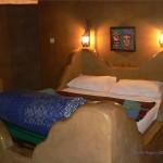 Gemauerte Betten