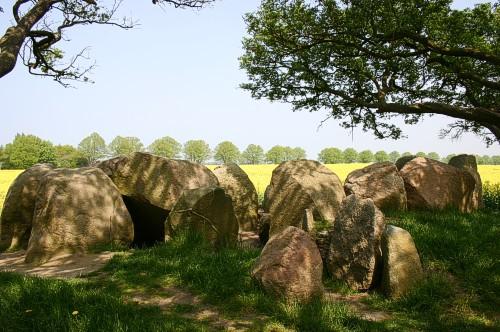 Steinzeitgräber bei Rerik