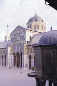 Umaijaden Moschee
