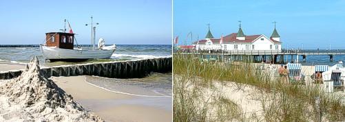 Last Minute Wellness Urlaub auf Usedom