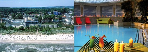 4* Wellnesshotel in Heringsdorf