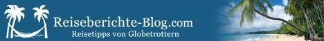 Reiseberichte Blog Banner 468x60