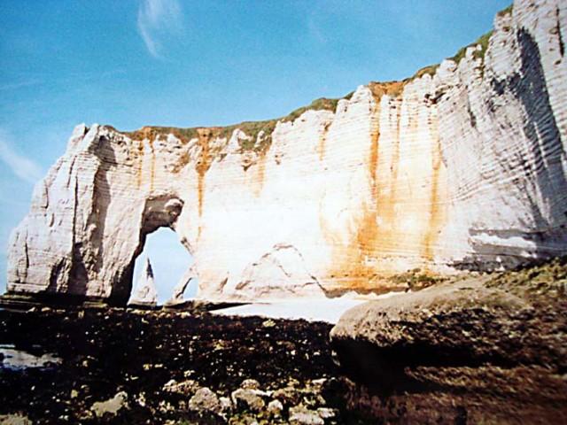 Reisebericht Normandie: Varengeville, Etretat, Honfleur und der Benedictine