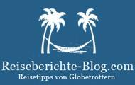Reiseberichte Blog mittleres Logo