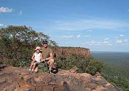 "Namibia ""Die Eltern-Kind-Safari"""