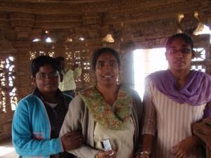 Touristen aus Bangalore