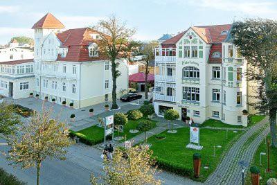 Die Villen der Beauty-Vital-Residenz Kühlungsborn