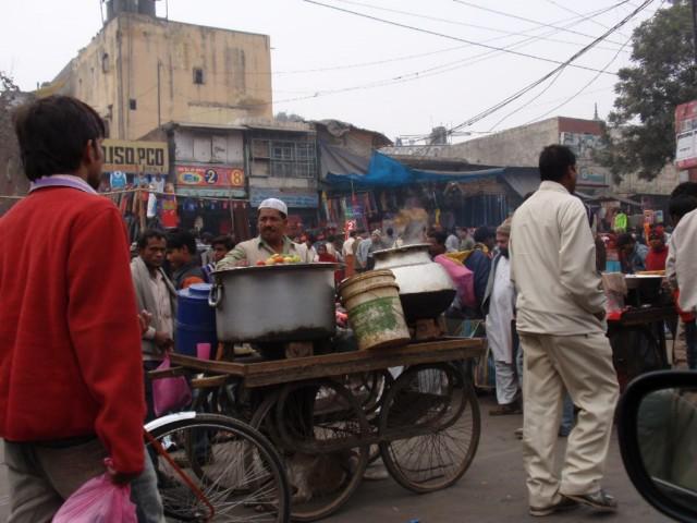 heiße Delhi-Mädchen