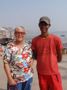 Edith und Rahul