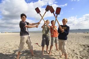 Sprachurlaub in Deutschland - Englisch lernen in Wyk auf Föhr