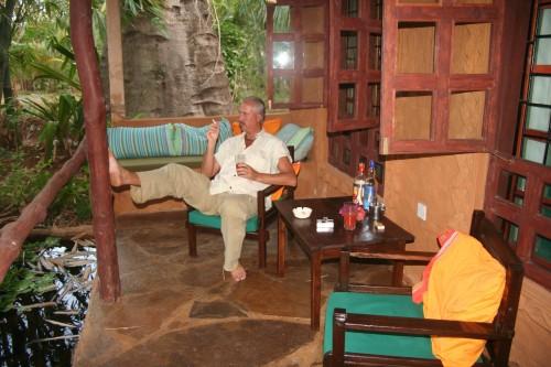 Unsere Dschungelnächte im Boko Boko in Kenia