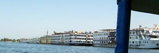 Nilkreuzfahrten - Urlaub in Ägypten Urlaubsbericht