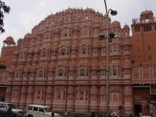 jaipur die hauptstadt rajasthans und eine tagesreise zur festung amber. Black Bedroom Furniture Sets. Home Design Ideas