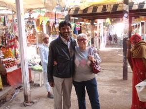 Edith und Prakash
