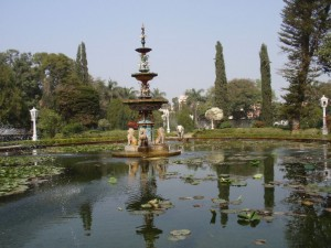 Sahelion-Ki-Bari Park
