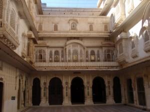 Stadtpalast in der Festung