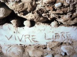 """""""vivre libre"""" - ein Lebensmotto"""