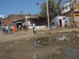 Von Ranthambhore nach Agra