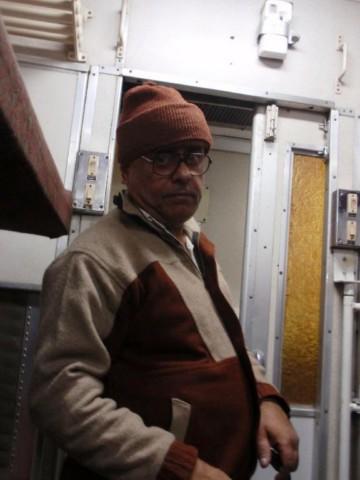Die Gaths von Varanasi, der heiligen Stadt am Gangesufer