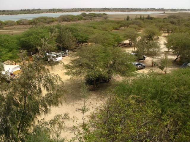 Mit dem Auto nach Gambia: Pausentag in St.Louis / Senegal