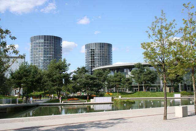 Die Autostadt Wolfsburg: immer wieder Klasse...