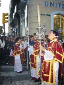 Karwoche in Malaga