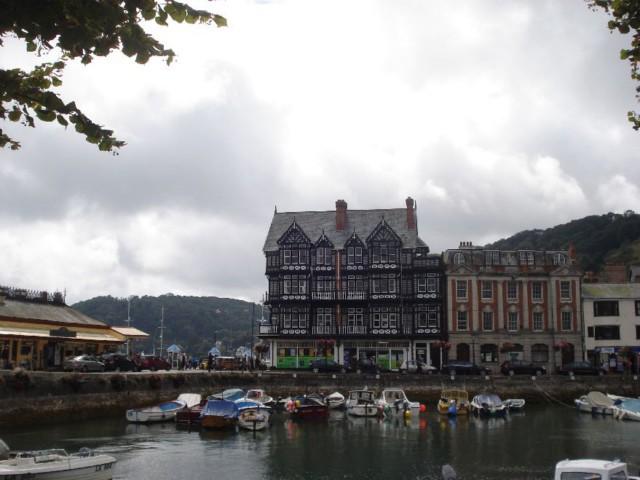 Dartmouth in England und Umgebung