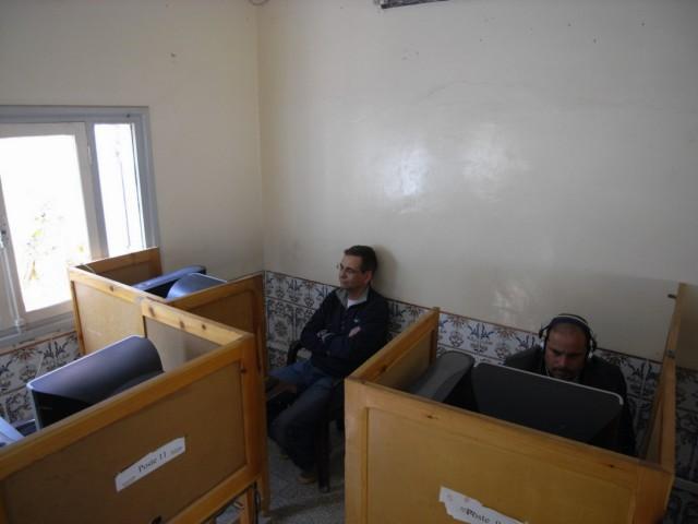 Mit dem Auto nach Gambia 5. Etappe: Tan-Tan / Marokko bis Layoune / West-Sahara