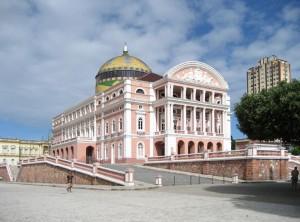Manaus Oper